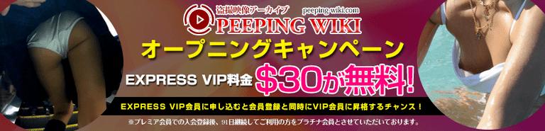 リアル盗撮サイト「PEEPING WIKI」の特徴と安全性を解説【入会方法は簡単】